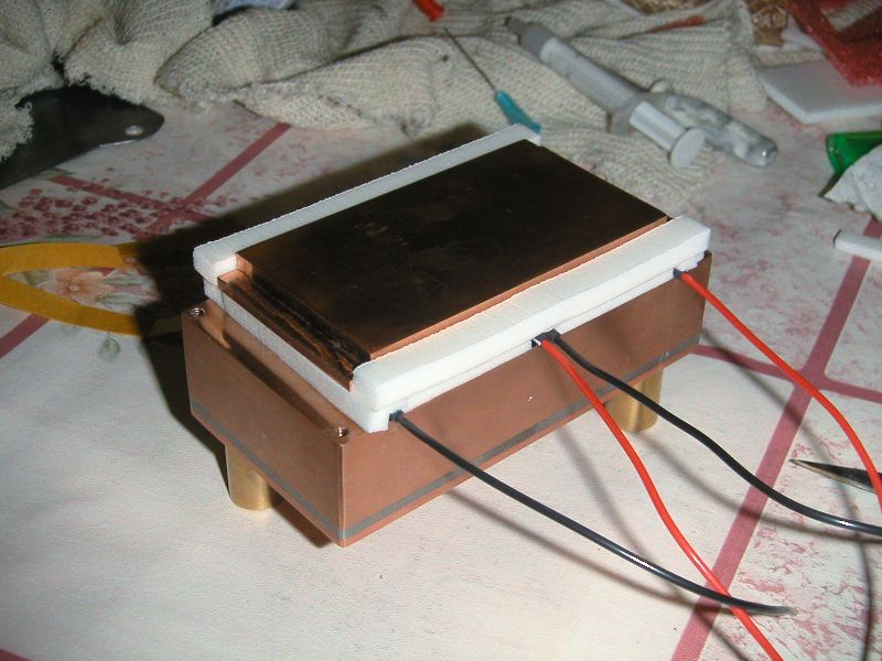 Термоэлектрический охладитель своими руками